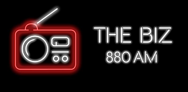 880 The Biz radio interview with Zach Marks 2