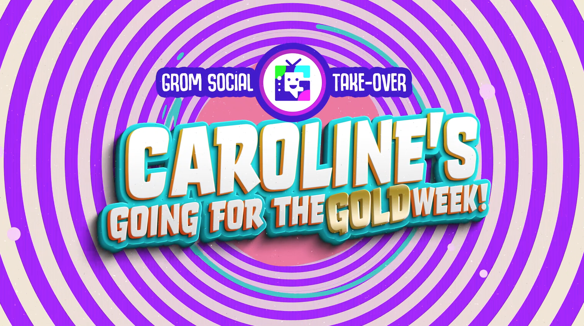 Caroline Marks Going For The Gold Week! 5